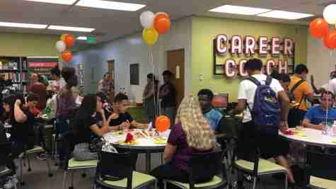SGA welcomes students back