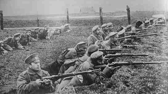 Valencia Professors Commemorate World War I Armistice