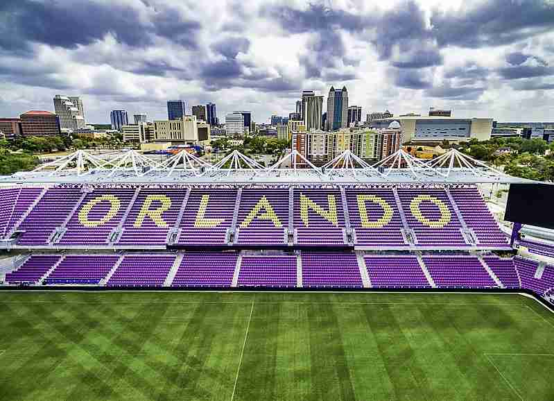 Orlando+City+SC+Vs+FC+Dallas