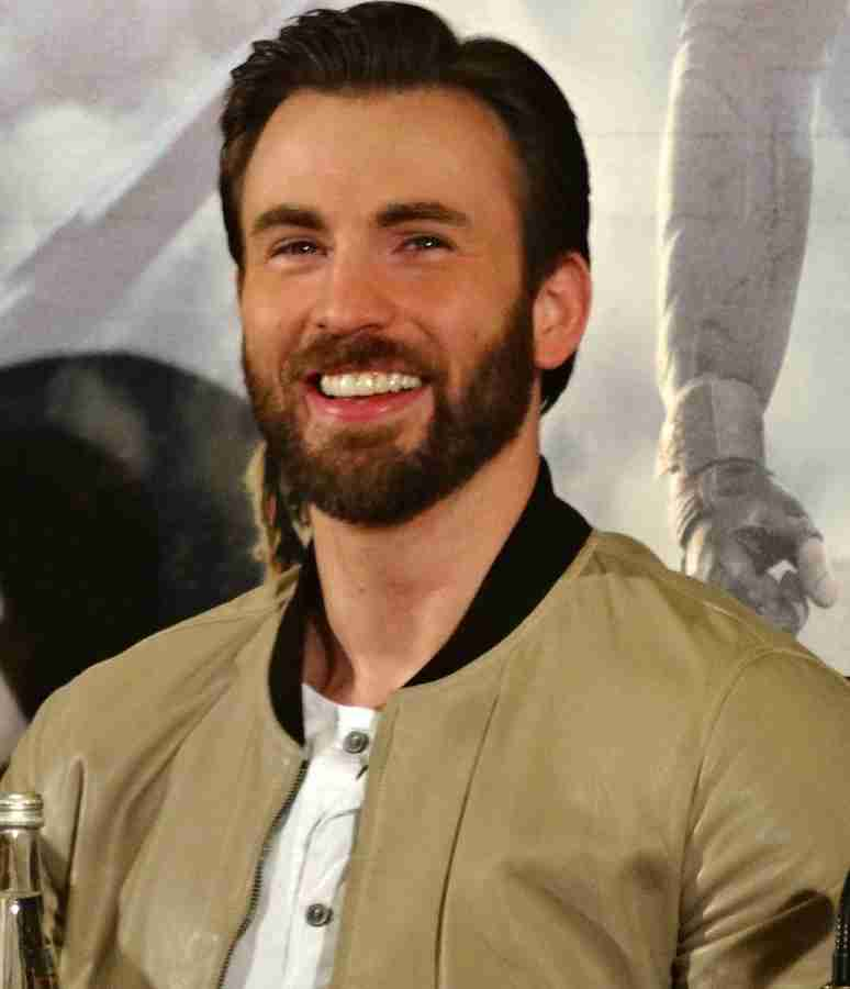 Chris+Evans+Says+Goodbye+to+Captain+America