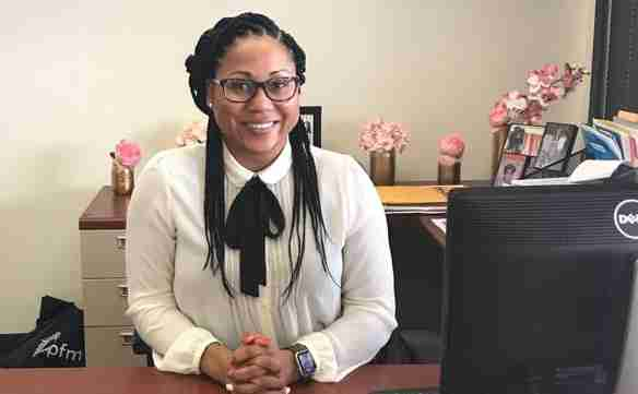 Jessica Camilo, Coordinator of Internship and Workforce Services