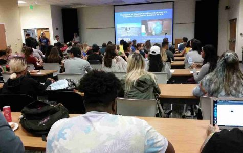 Research Geochemist's Seminar Attracts a Full House