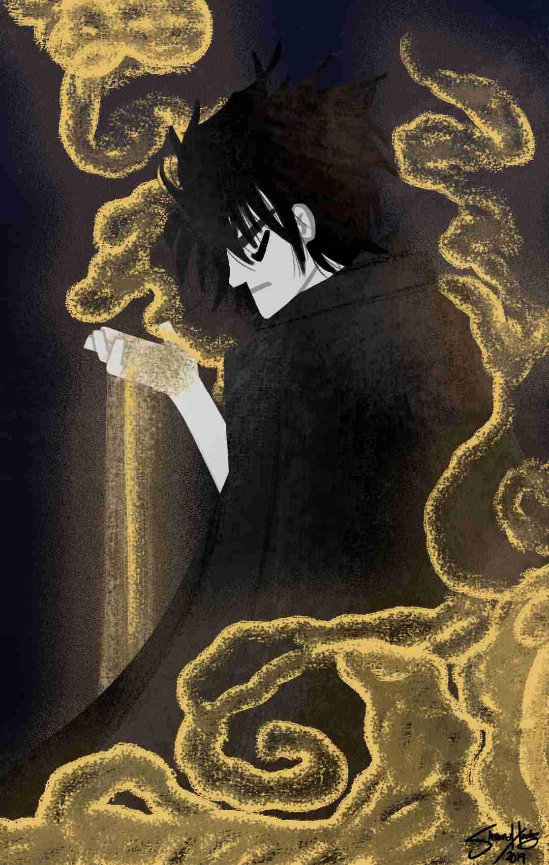 The first issue of The Sandman was released in 1989.