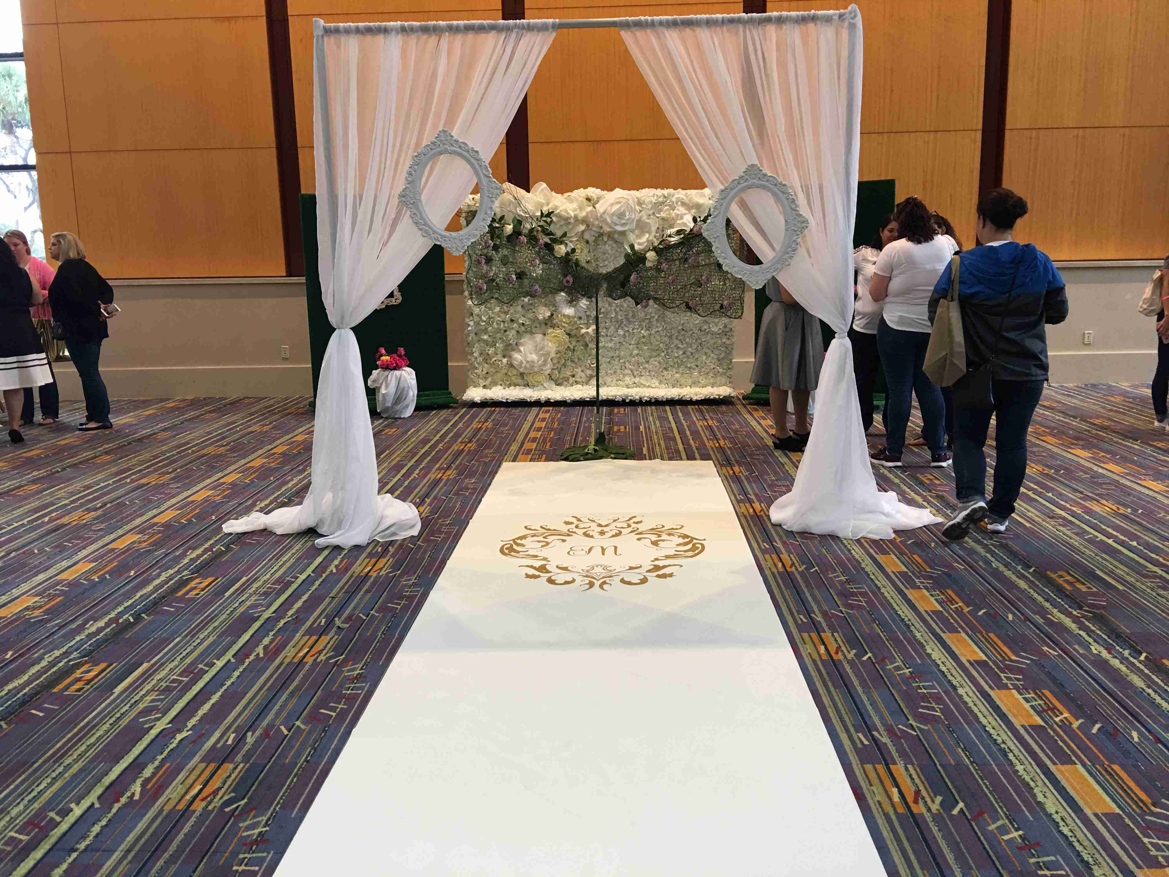 The Perfect Wedding show took place at the Orlando World Center Marriott