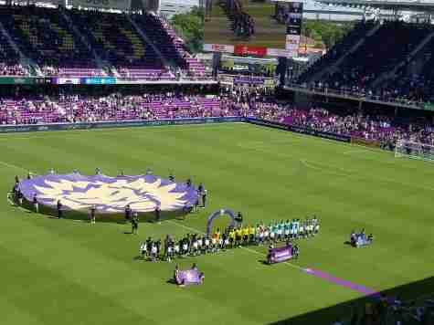 Orlando City Scores A Home Win After Thrilling Comeback
