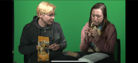 Valencia Voice Staff Tries Girl Scout Cookies