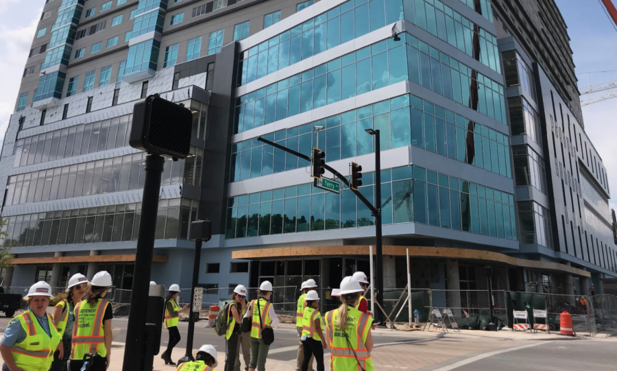 A Look Inside UCF-Valencia Downtown Campus