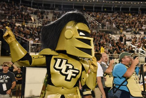 UCF Falls to Cincinnati 27-24