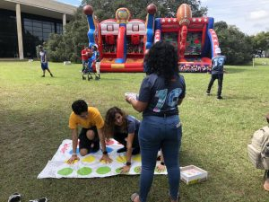 Spirit Day: Games, Fun and Free Food