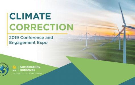 UCF will host the Climate conference on Thursday, October 3.