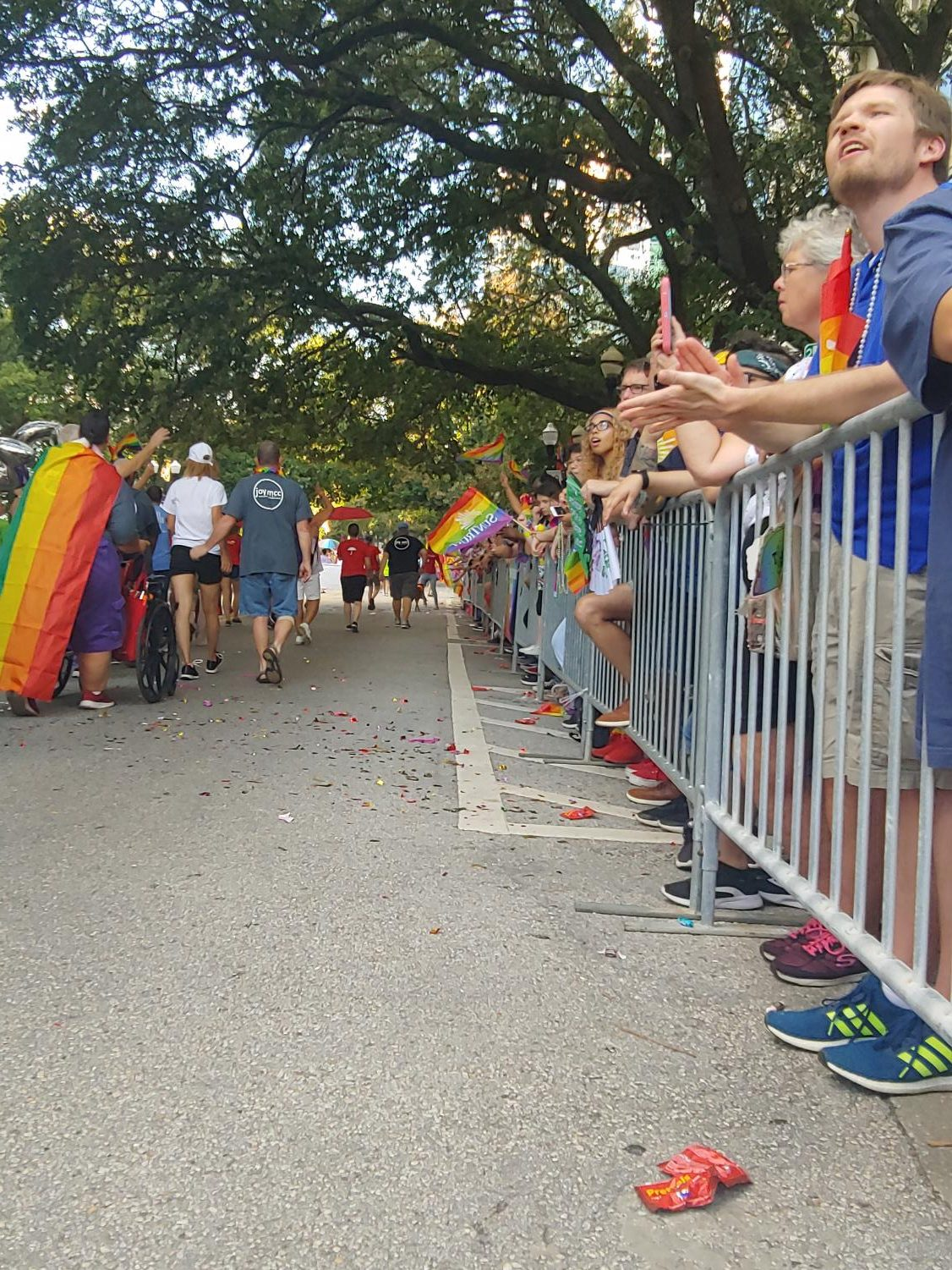 Orlando's Come Out With Pride Festival takes place every October.