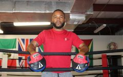 From fighting to coaching, to doing both: James Taylor's journey through boxing