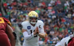 Notre Dame dominates Iowa State 33-9 in the Camping World Bowl
