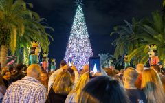 Christmas arrives in Central Florida