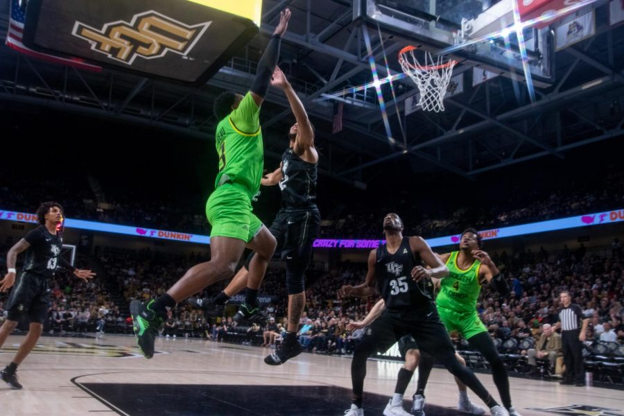 UCF Men's Basketball have now won nine straight against USF.