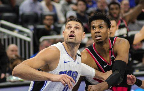 Photo Gallery: Orlando Magic's defense falters in 130-107 loss to the Portland Trailblazers