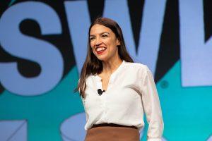 U.S. Democratic Congresswoman, Alexandria Ocasio-Cortez
