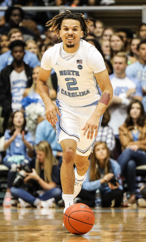 Point Guard Cole Anthony at UNC.