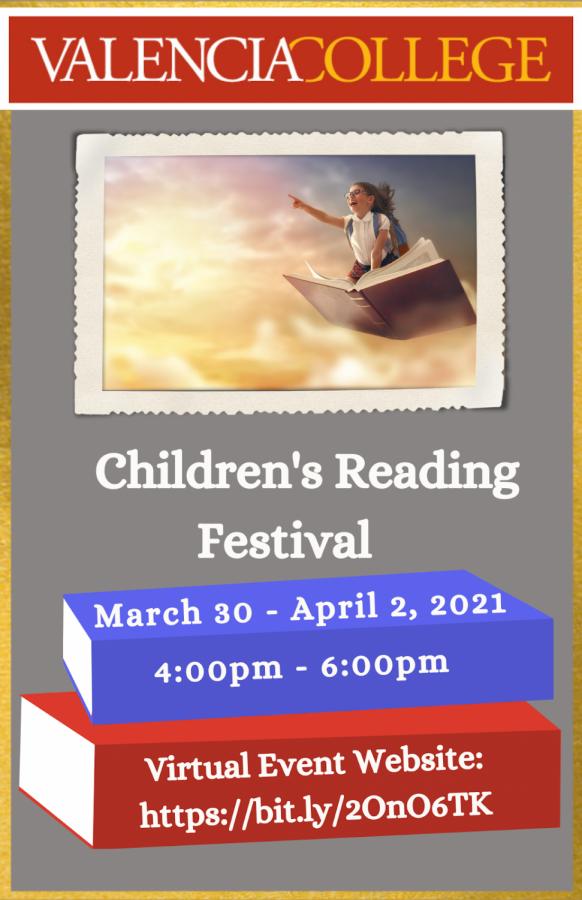 Valencia College Hosts Virtual Children's Reading Festival