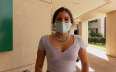 """Valencia Student, Fabiana Briceno says """"As a Hispanic person, my parents don't really understand why I go to therapy. They think Im crazy. I really don't care because I know I'm not…. But you shouldn't be ashamed, its your culture, it's not what is going to help you."""""""